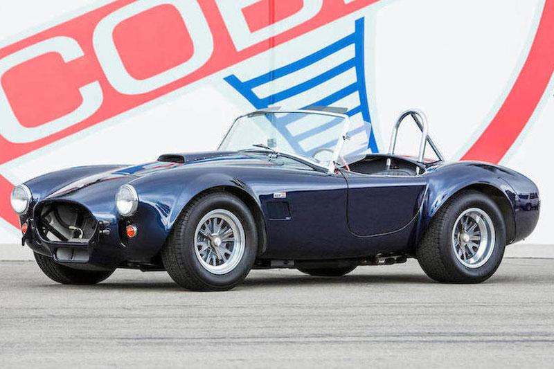 Shelby -Bonhams -auction -Cobra -427