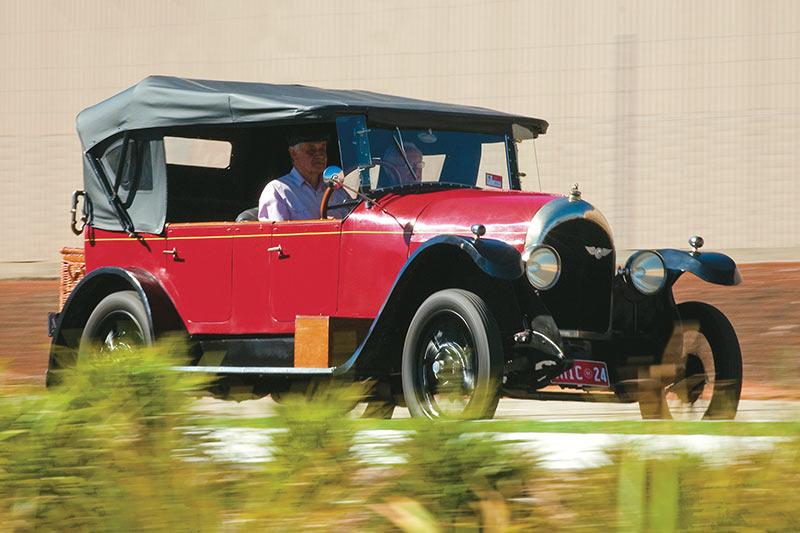 Chic -car -onroad