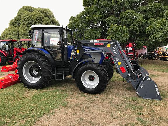The Farmtrac 9120