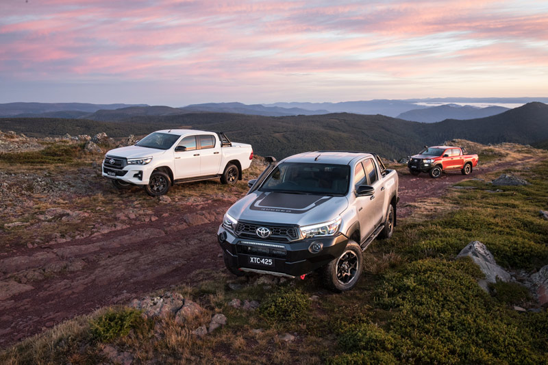 2018-Toyota -Hilux -Rugged -X-Rogue
