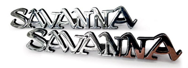 Savanna -badge