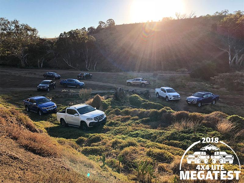 We test the Ford Ranger,Holden Colorado,Isuzu D-Max,Mazda BT-50,Mitsubishi Triton, Mercedes Benz X-Class,Nissan Navara,Toyota Hilux,Volkswagen Amarok V6