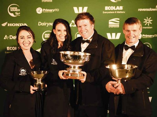 2018-National -winners ---L-R-DTOTY-Simone -Smail ,-SFOTY-Gina -and -Dan -Duncan ,-DMOTY-Gerard -Boerjan