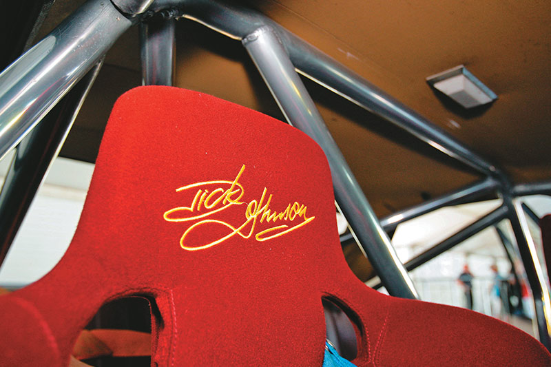 Dick -johnson -falcon -seat