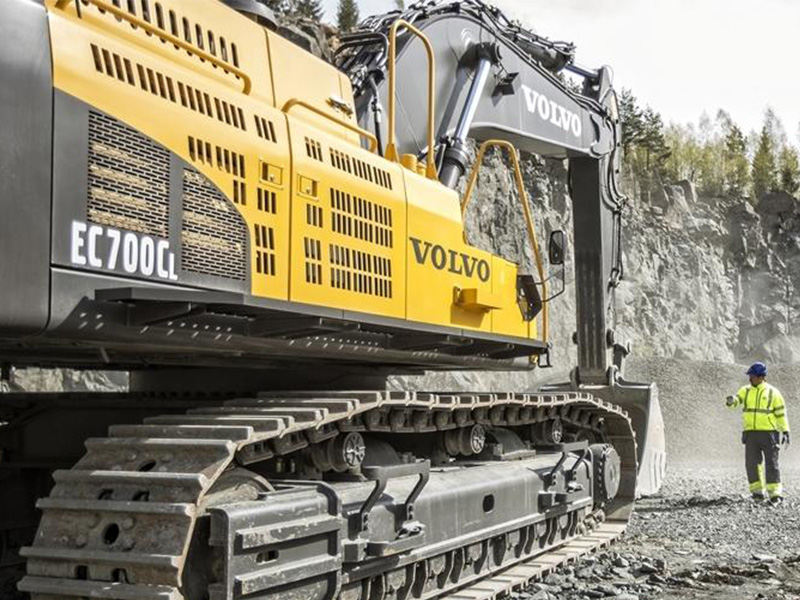 Growth In Machinery Sales Predicted