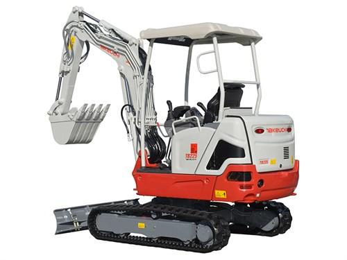 Takeuchi TB225 Compact Excavator