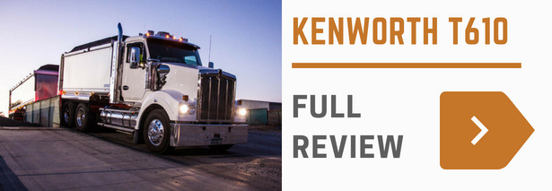 Kenworth T610 Review