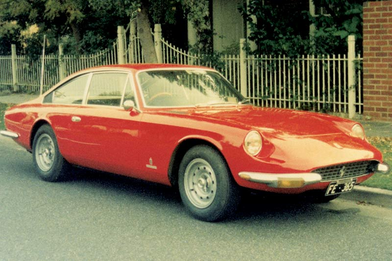 Ferrari -365gt