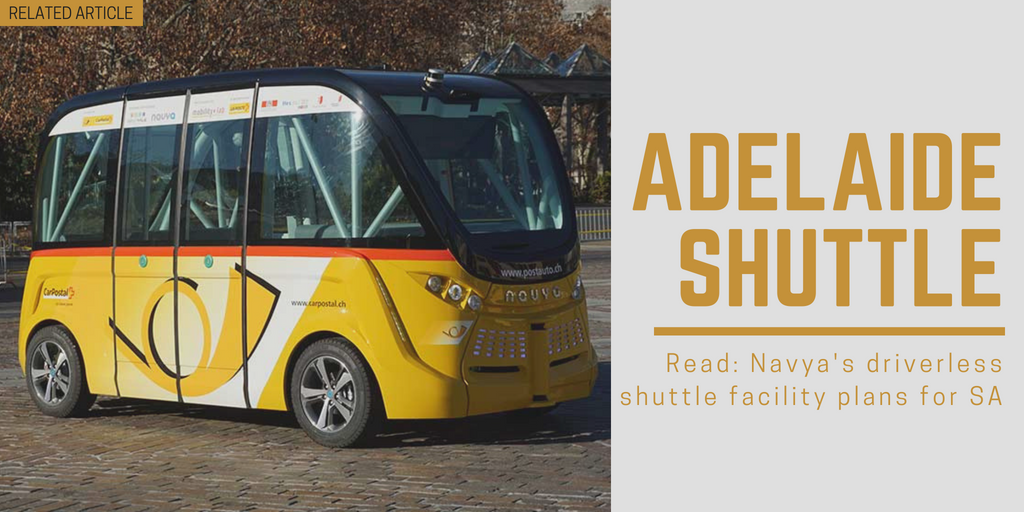 Related article: Navya's driverless shuttle facility plans for SA