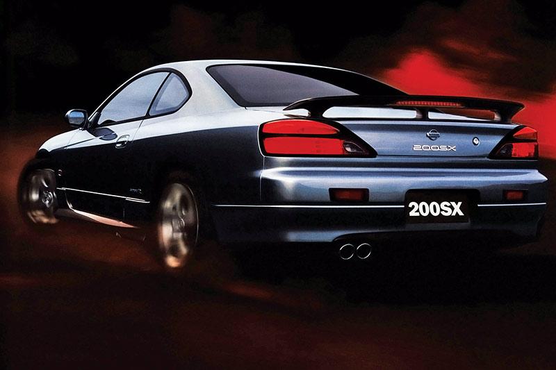 Nissan -200sx -2