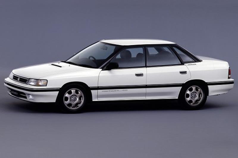 Subaru -liberty -rs -turbo
