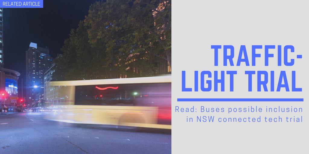 Related article: Buses possible inclusion in NSW connected tech trial