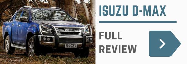 Isuzu D-Max Review