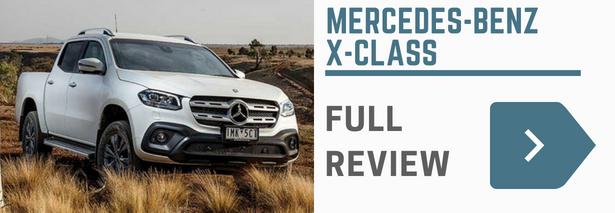 Mercedes-Benz X-Class Review