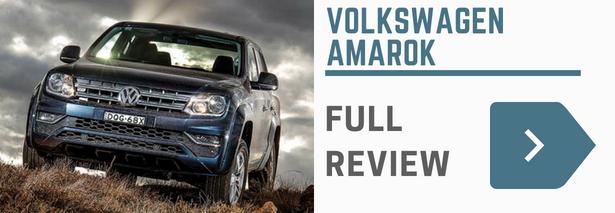 Volkswagen Amarok V6 Review
