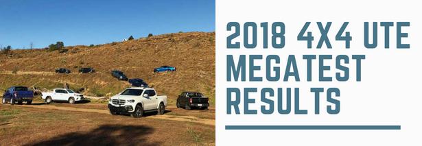 2018 mega ute shootout results