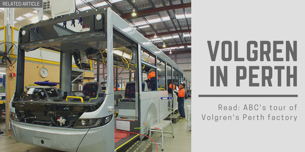 Related article: ABC's tour of Volgren's Perth factory