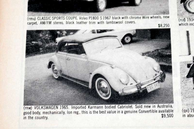 Vw -beetle