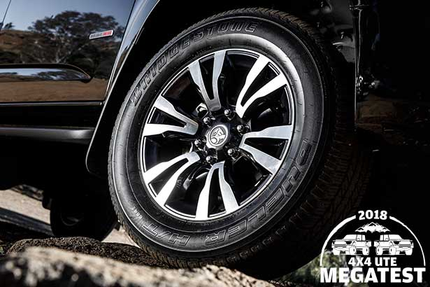 Holden -Colorado -wheel