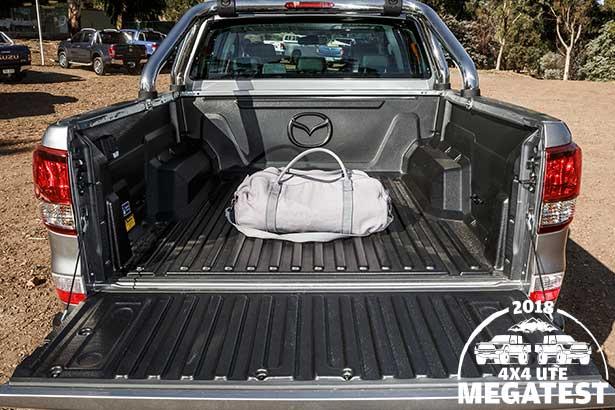 Mazda -BT-50-tray