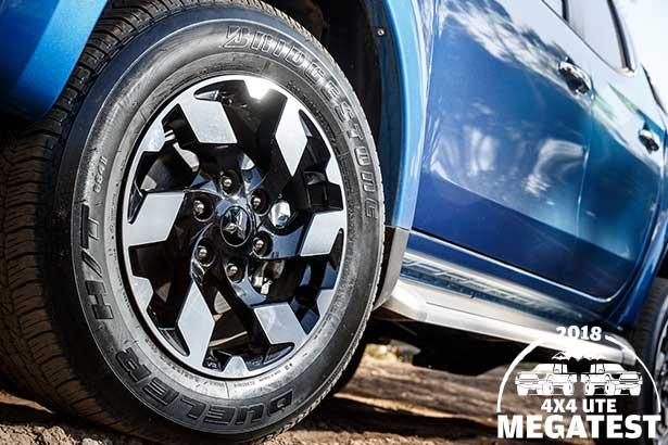 Mitsubishi -Triton -wheel