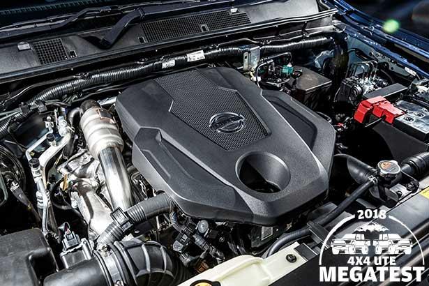 Nissan -Navara -engine -bay