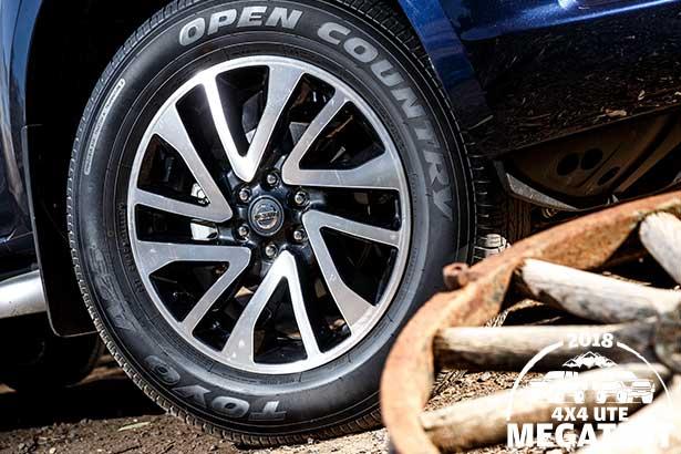 Nissan -Navara -wheel