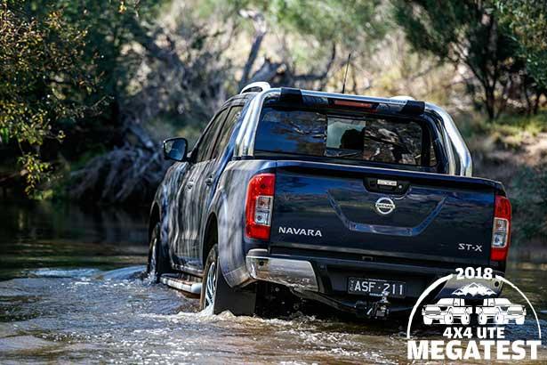 Nissan -Navara -off -road -in -water