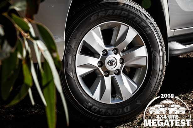 Toyota -Hilux -wheel
