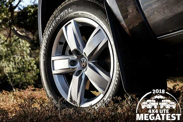 Volkswagen -Amarok -wheel