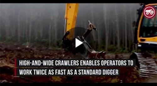 Excavator -video
