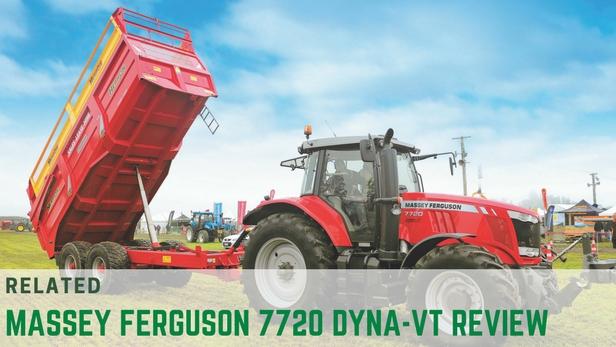 Massey ferguson 7720 review