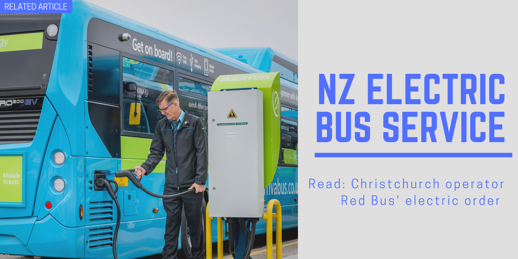 Related article: Christchurch operator Red Bus' electric order