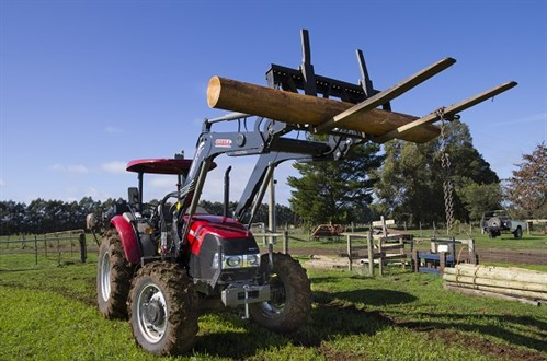 Case IH Farmall JX80 Tractor _5
