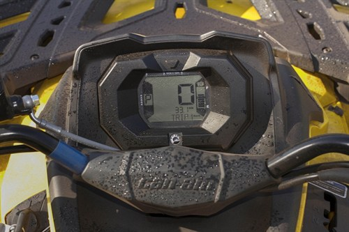 Can -Am Outlander 500 DPS Instrumentation
