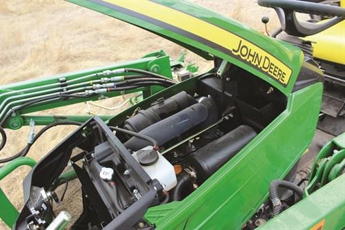 John Deere 1025R Engine