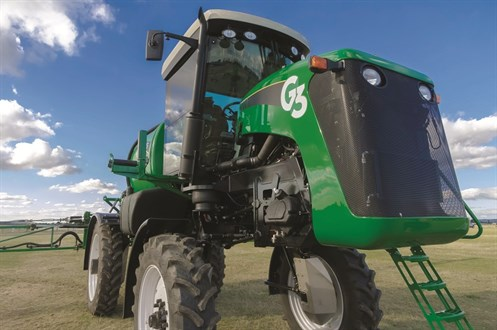 4016_Goldacres G Series  Wheel Track