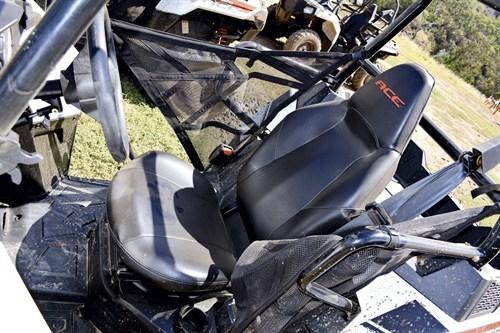 Polaris Sportsman ACE_6 Driver Seat