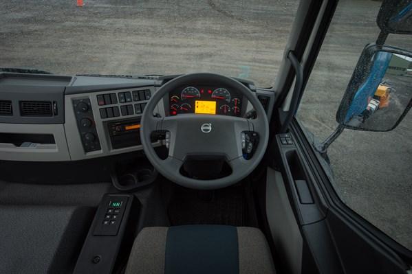 Volvo _Dynamic Steering Wheel