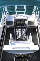 MCLAY CRUISER HARDTOP 781 ENGINE
