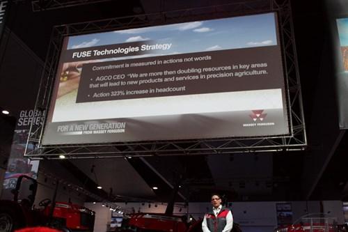 Massey Ferguson Fuse Technology