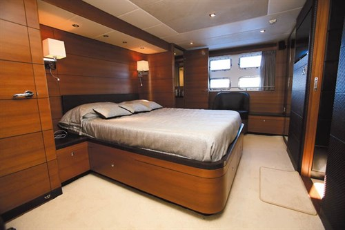 Master bedroom in Outer Reef 630