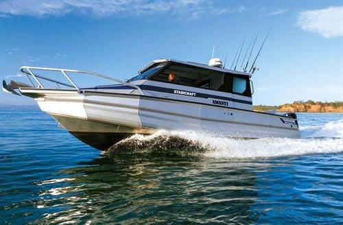 Stabicraft 2900 Weekender boat