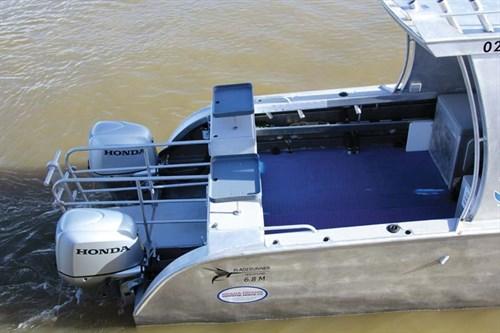 Fishing layout on Bladerunner Hardtop