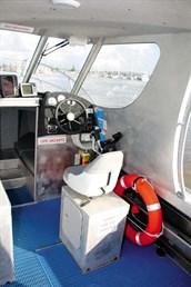 Bladerunner 6.8 Hardtop cabin