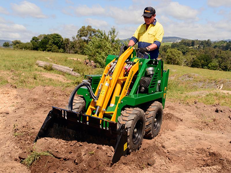 Cat 305E2 excavator